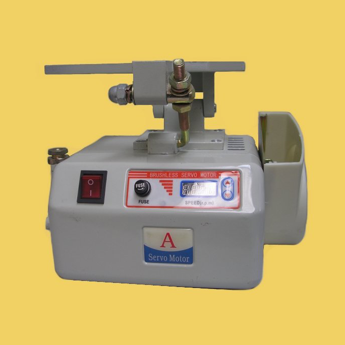Leather Machine Co Brushless Digital D C Servo Motor